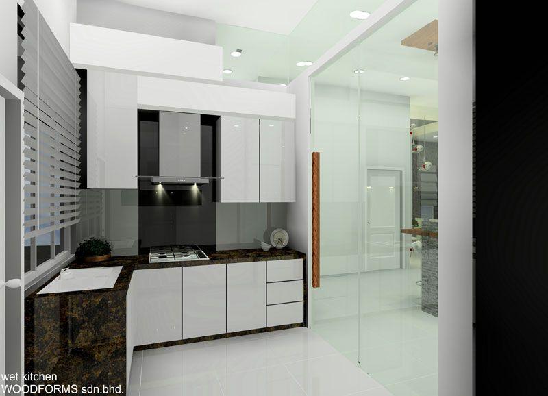Wet Kitchen 800×578 Pixels