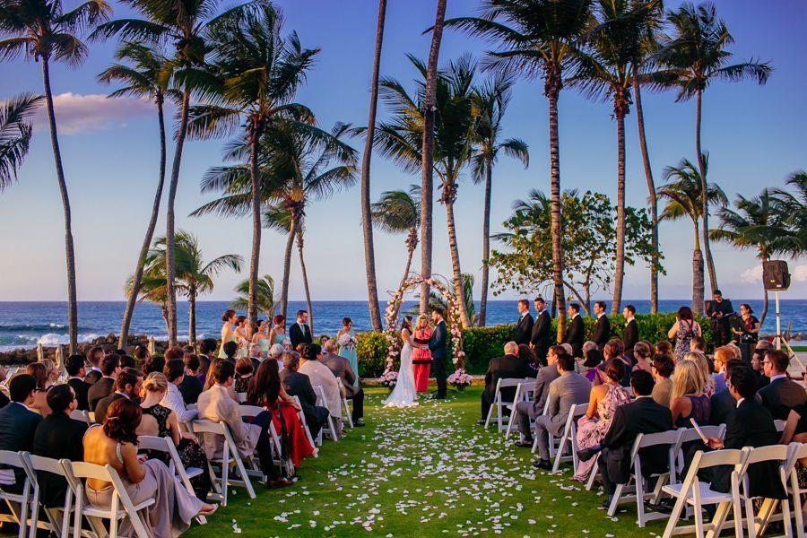 Outdoor Wedding Beach Ritz Carlton El Dorado Puerto Rico