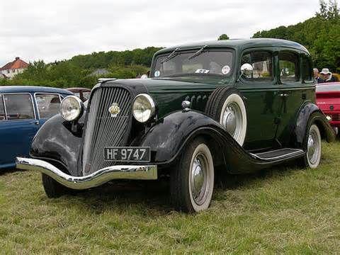 1934 essex terraplane