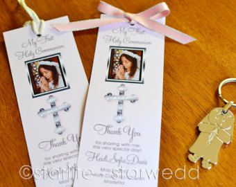 Printable First Communion Favors First Communion by starwedd