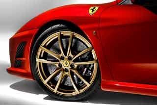 Ferrari tops power brands list