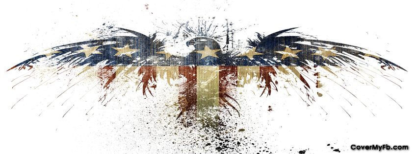 Perfect Happy 4th Of July Facebook Cover