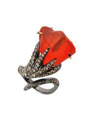 Boybeyi fire opal ring