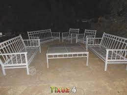 Resultado De Imagen Para Muebles Para Terraza En Fierro