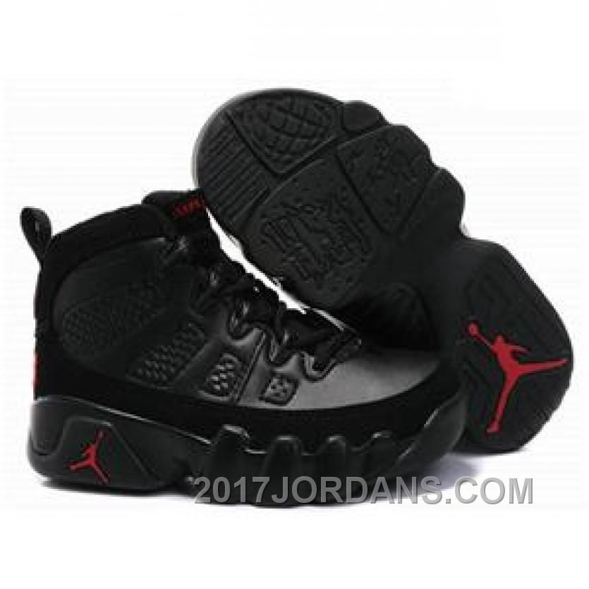 b9cf441f1a5 Air Jordan 9 Suede Black Grey True Red , Price: $73.66 - Jordan Shoes - Michael  Jordan Shoes - Air Jordans - Jordans Shoes