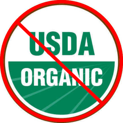 Concerns about carrageenan in organic products such as low fat milk and others that is allowed under the USDA organic label.  Making educated choices.