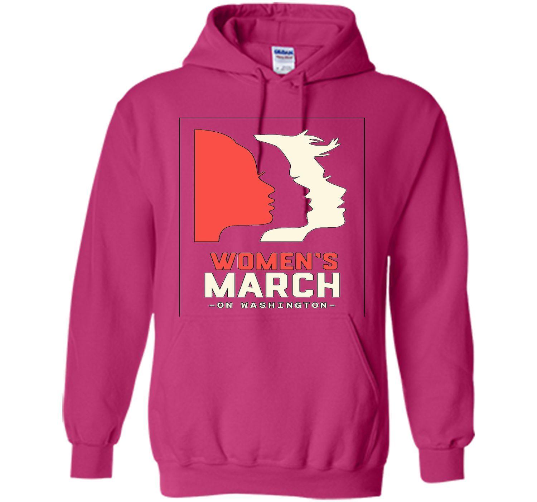 Women & March on Washington 2017 Official tshirt