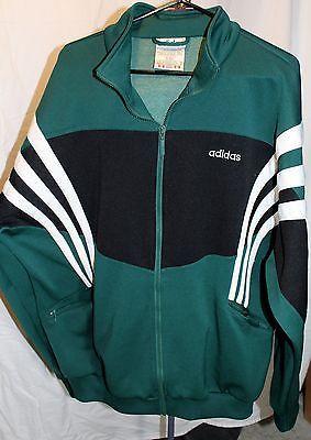 Vintage Green Adidas Sports Jacket AdYo1