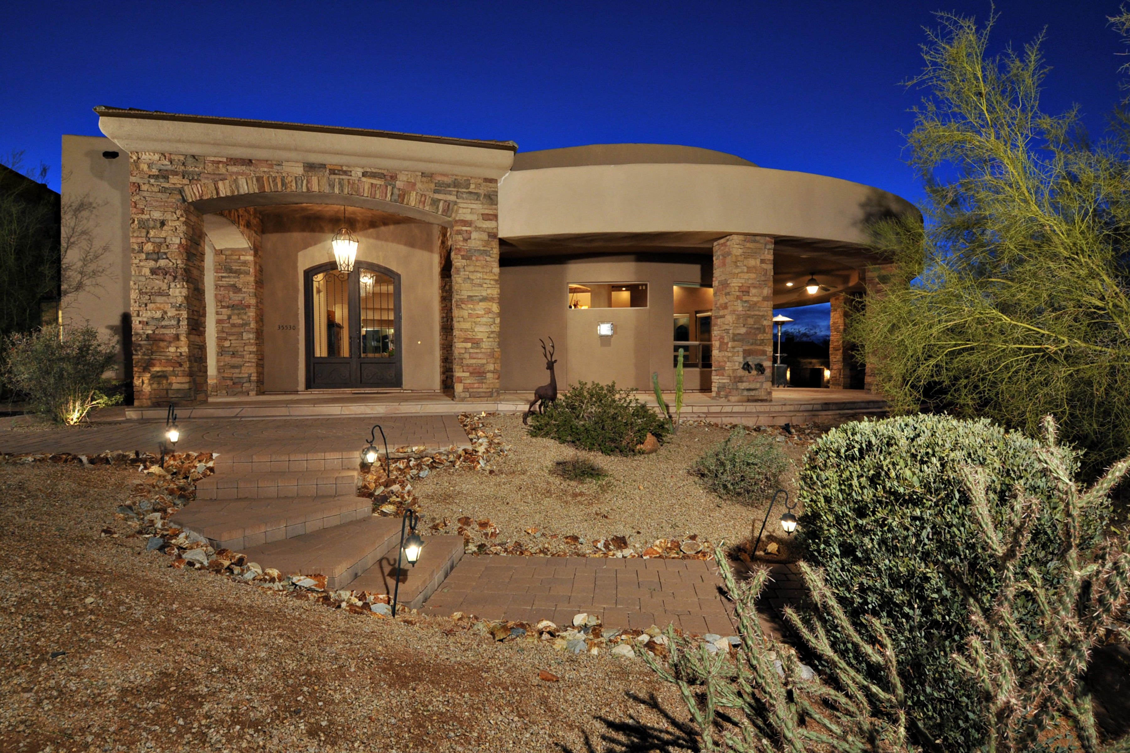 The Beautiful Canyon Crossings Exclusive Listing Cave Creek ...