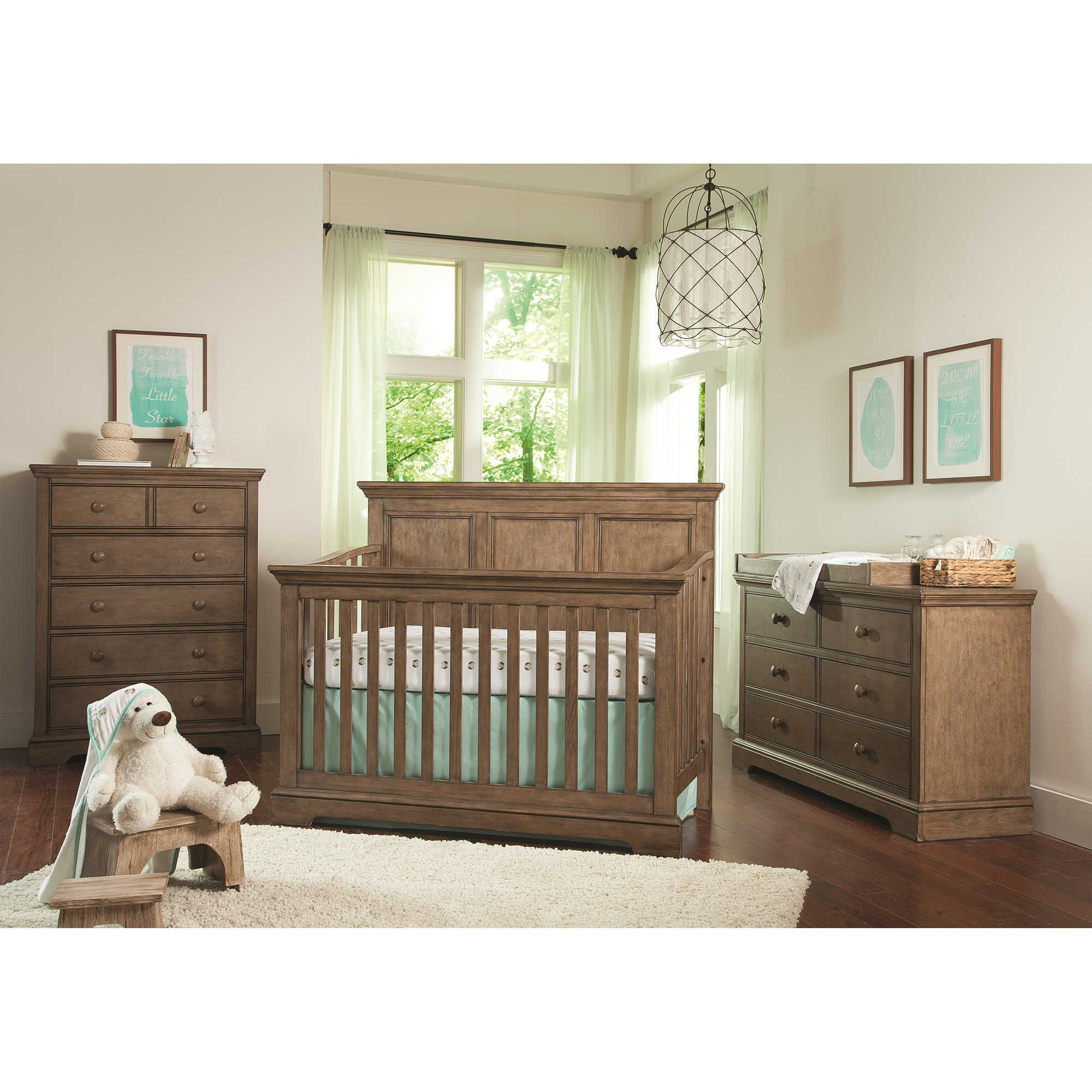 Westwood Design Hanley 4 In 1 Convertible Crib In Cashew Boys Nursery Furniture Nursery Furniture Sets Baby Furniture Sets