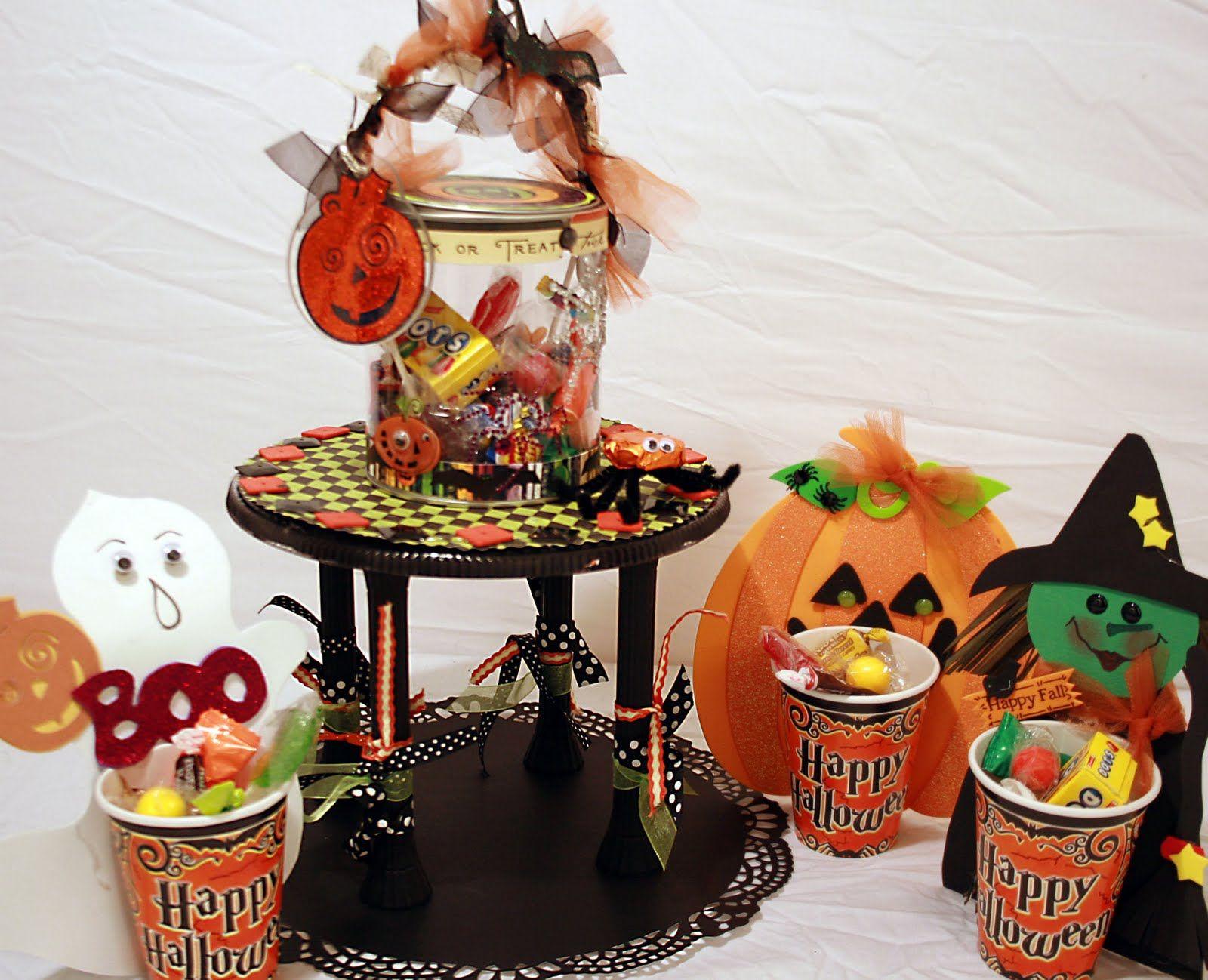 halloween crafts ideas | Halloween Party Decoration Ideas ...