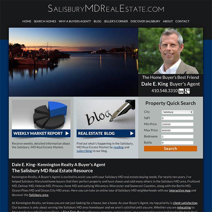 Real Estate Web Design Gallery Salisbury Real Estate Real Estate Web Design Web Design Gallery Real Estate Website