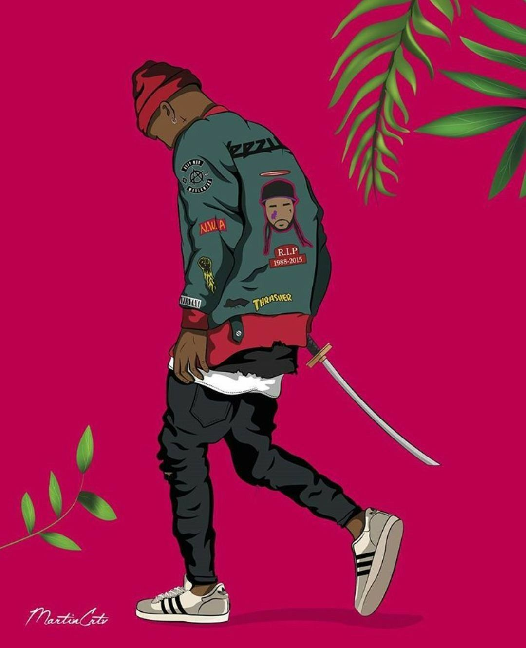 Pin by Michael Hidro on Anime hiphop Pinterest Black