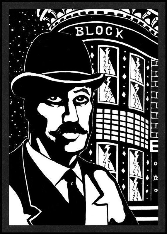 HH Holmes is Card Number 75 from the New Serial Killer Trading Cards