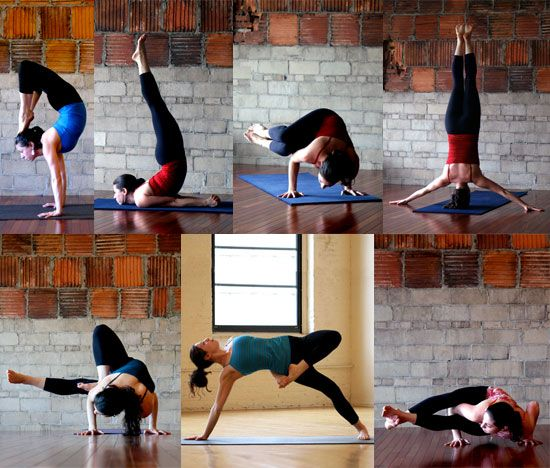 Which Pose Is The Most Challenging For You