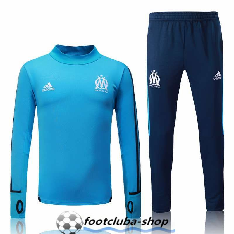 ensemble de foot OM 2018