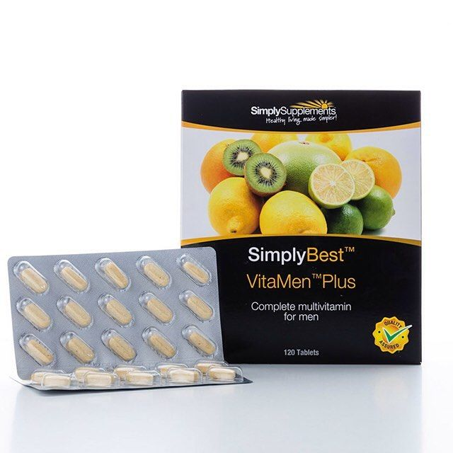 VitaMen Plus has been uniquely formulated to provide incredibly powerful multivitamins to try and help support your general health and wellbeing. Get yours today!   #nationalmenshealthweek #menshealthweek #vitamen #vitamins #minerals #health #lifestyle #supplements #healtheating #cleaneating #fitfam #picoftheday #product #instapic #instagood #nutrition #nutrients #healthyliving