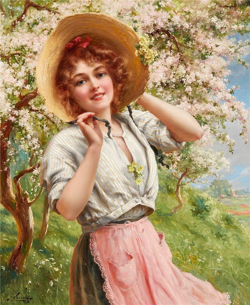 Красивые картинки с изображением женщины, открытки поздравления новым