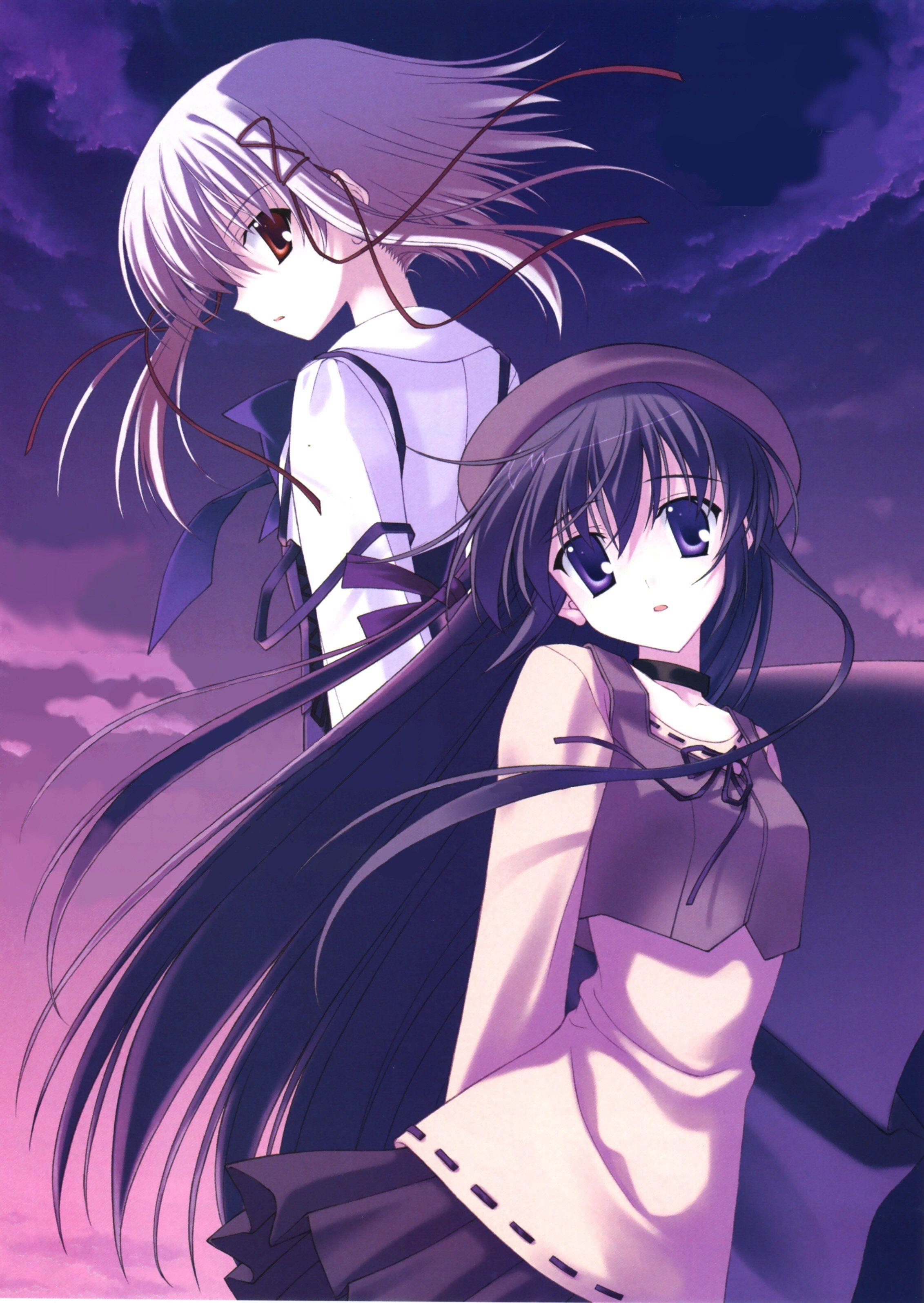 Wallpaper Anime Sola