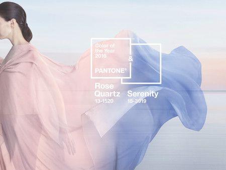 Beauty & Lifestyle Blog für die Frau ab 40: PANTONE Farben des Jahres 2016: Serenity & Rose Qu...