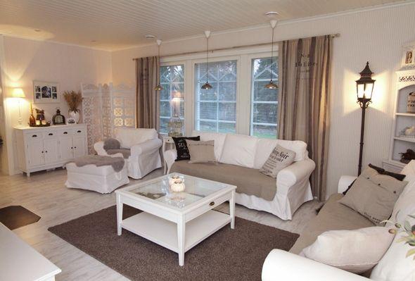 vit beige grå inredning - Sök på Google | Home styling | Pinterest ...