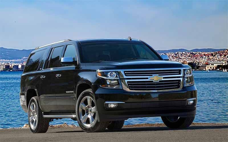 2018 Chevrolet Suburban Concept And Change 2017 2018 2019 Car