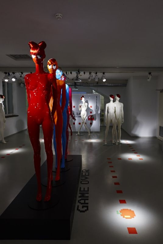 ABC Manichini - showroom - Leader nella ideazione di Manichini di design e alta moda