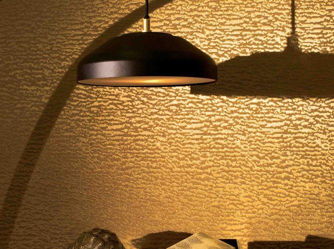 #mur #or #brillant #lumière