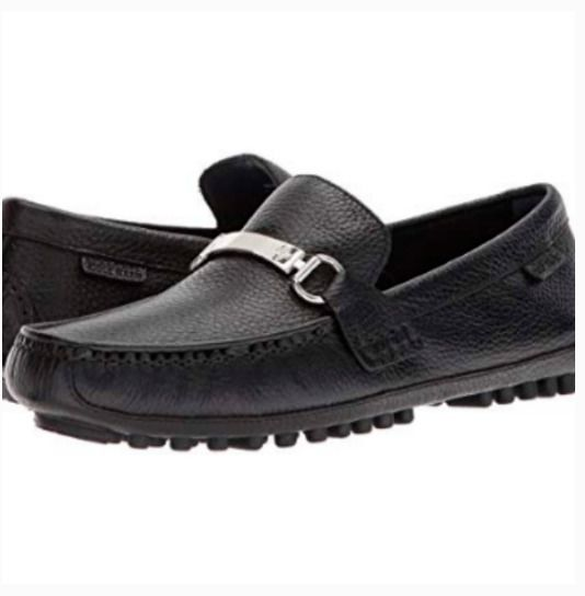 1756c6d2766 Cole Haan Men s Provincetown Bit Driver II Loafer Black NEW! - Dress Shoes  Men