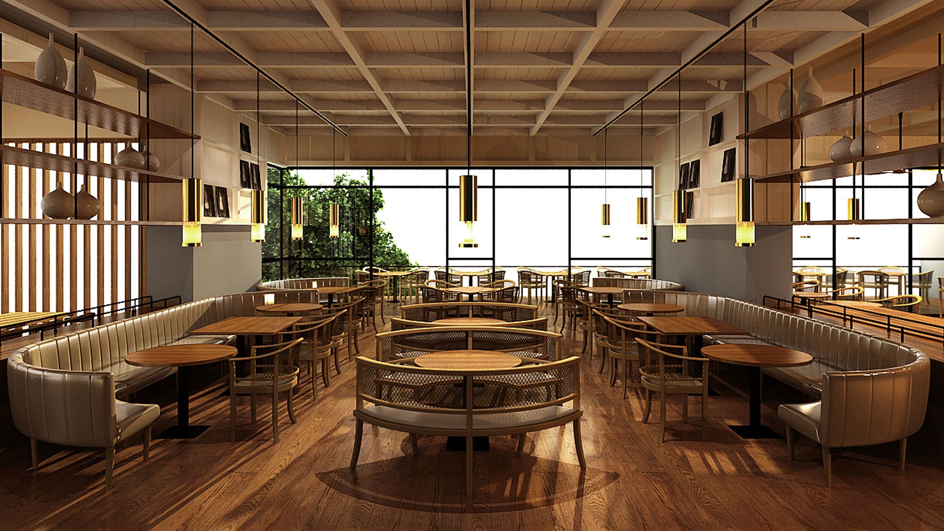 Atas Modern Malaysian Eatery Restaurant Design Inspiration Luxury Ceiling Design Hotel Buffet