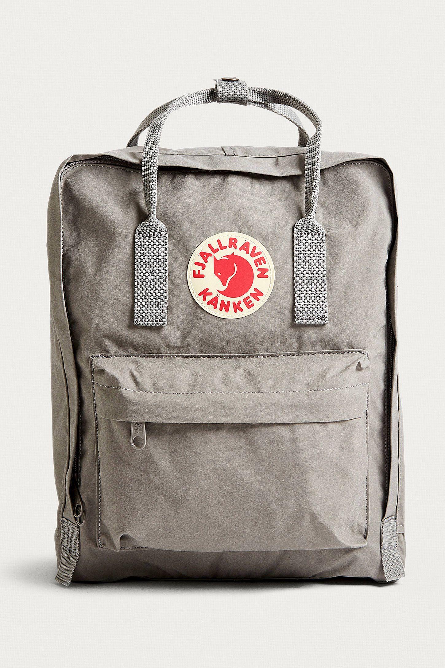 f9ac35ca171 FJALLRAVEN KANKEN. FJALLRAVEN KANKEN Grey Backpacks ...