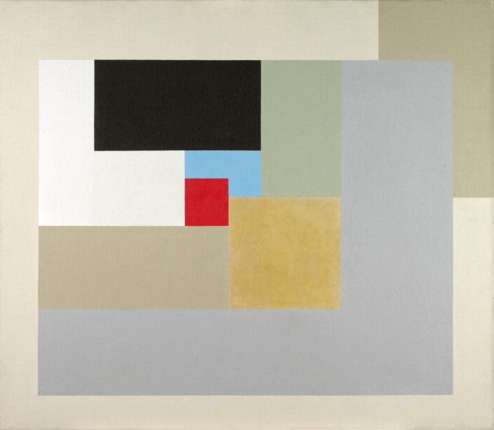 Courtauld Gallery | Mondrian Nicholson In Parallel