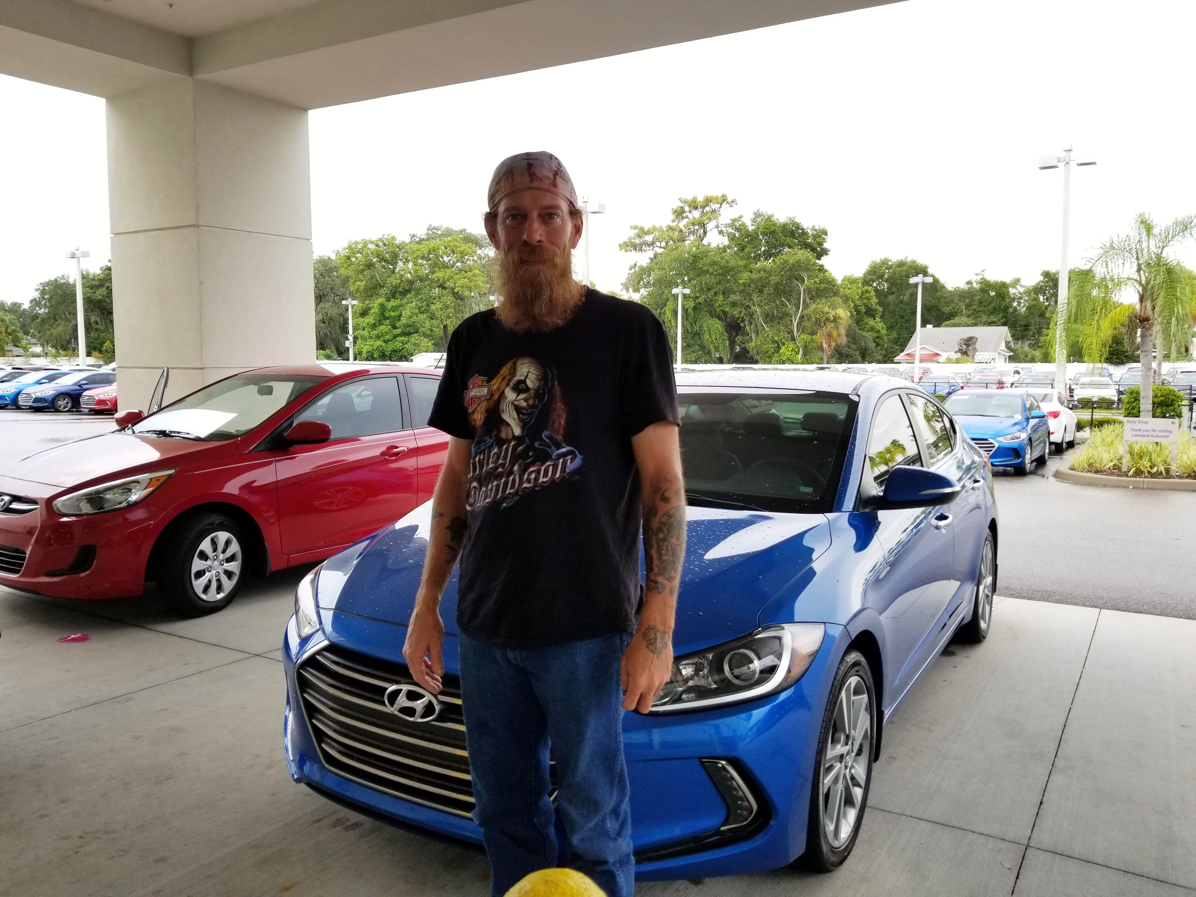 Mr. William Schobl came into Lakeland Hyundai in the hopes of ...