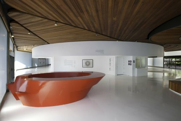 Historic Modern Architecture - Polyforum Siqueiros Galleries