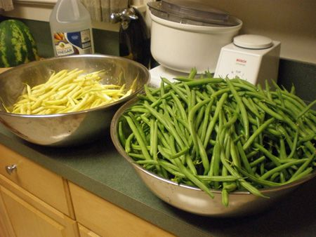 Homemaking On The Homestead Canning 3 Bean Salad 3 Bean Salad Bean Salad Canning Recipes