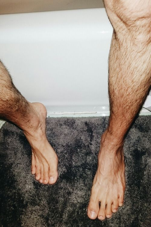 Bare foot gay