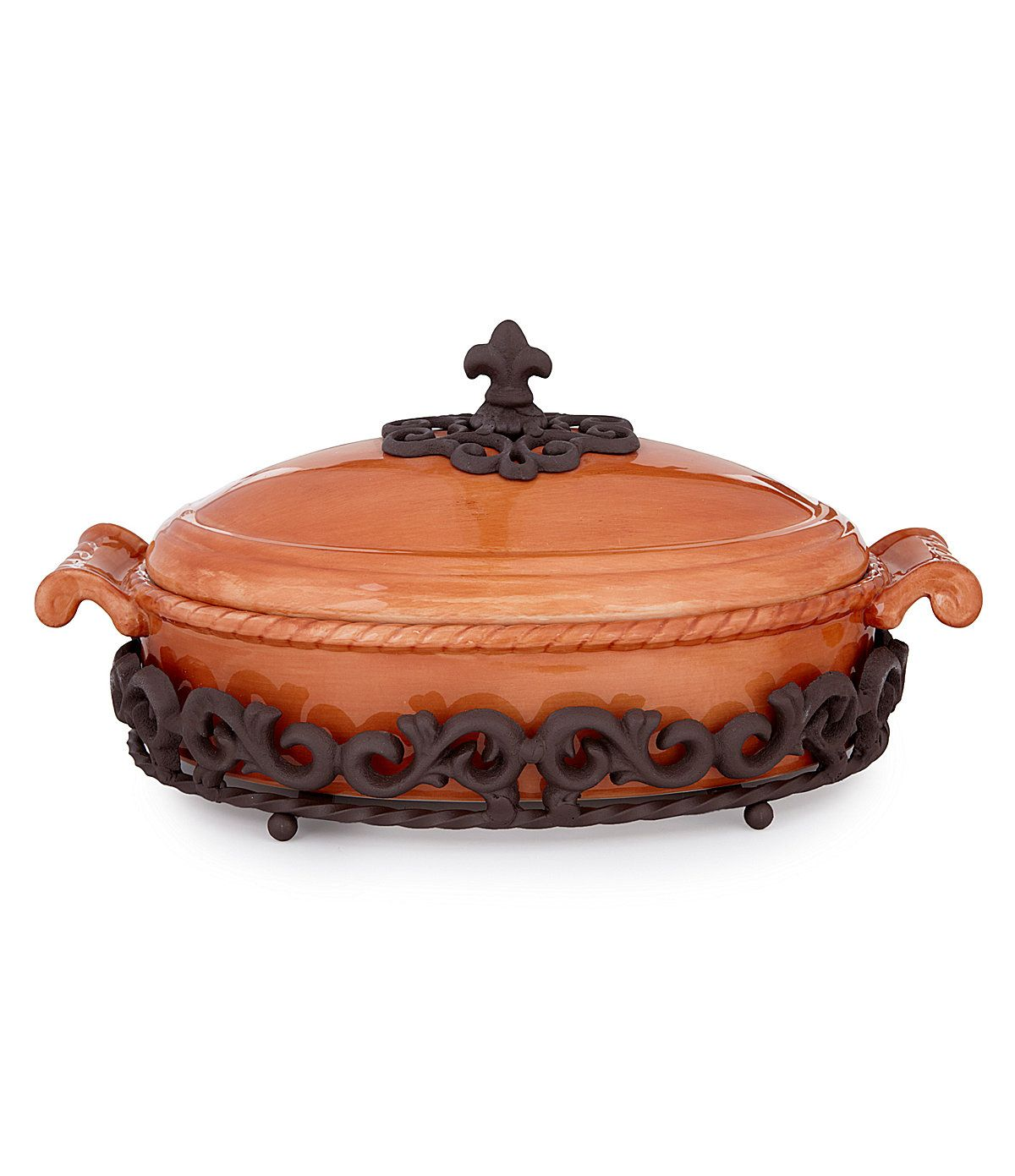 Artimino Tuscan Countryside Terracotta Dinnerware | Dillards.com ...