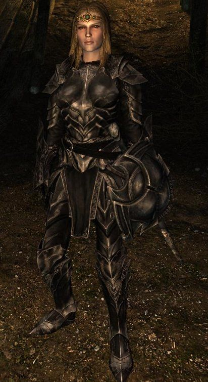 UNP Female Armors by Exeter | Mods | Other Games | Female armor