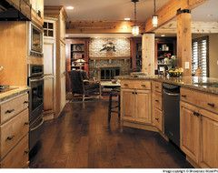 Light Kitchen Cabinets With Dark Floors SXBIUBDF | Kitchen ...