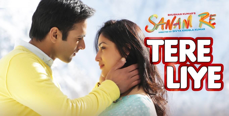 Tere Liye Guitar Chords Ankit Tiwari Mithoon Sanam Re Bollywood