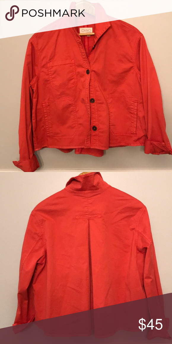 Anthropologie Chino Jacket My Posh Closet Pinterest Jackets