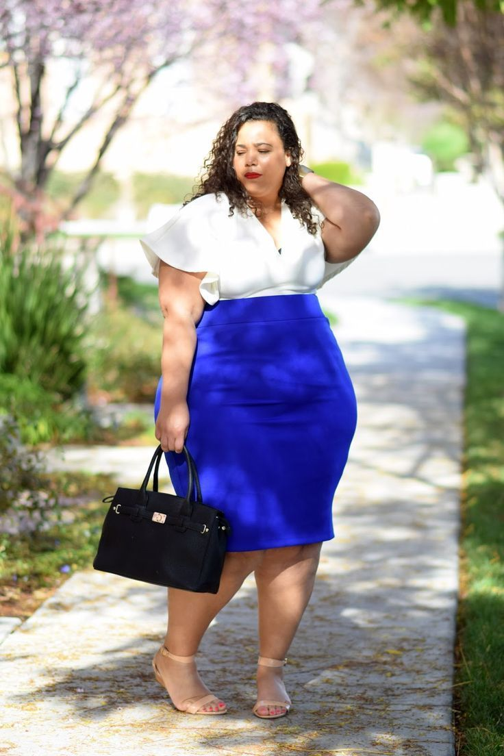 71a8263058 GarnerStyle | The Curvy Girl Guide: Tips On Finding A Fab Pencil Skirt