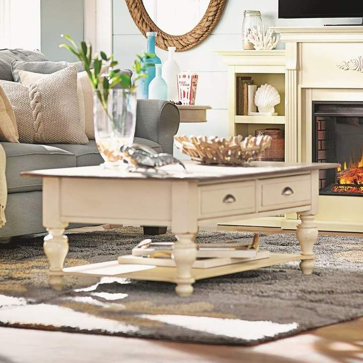 Alcott Hill Balhi Coffee Table With Storage Coffee Table