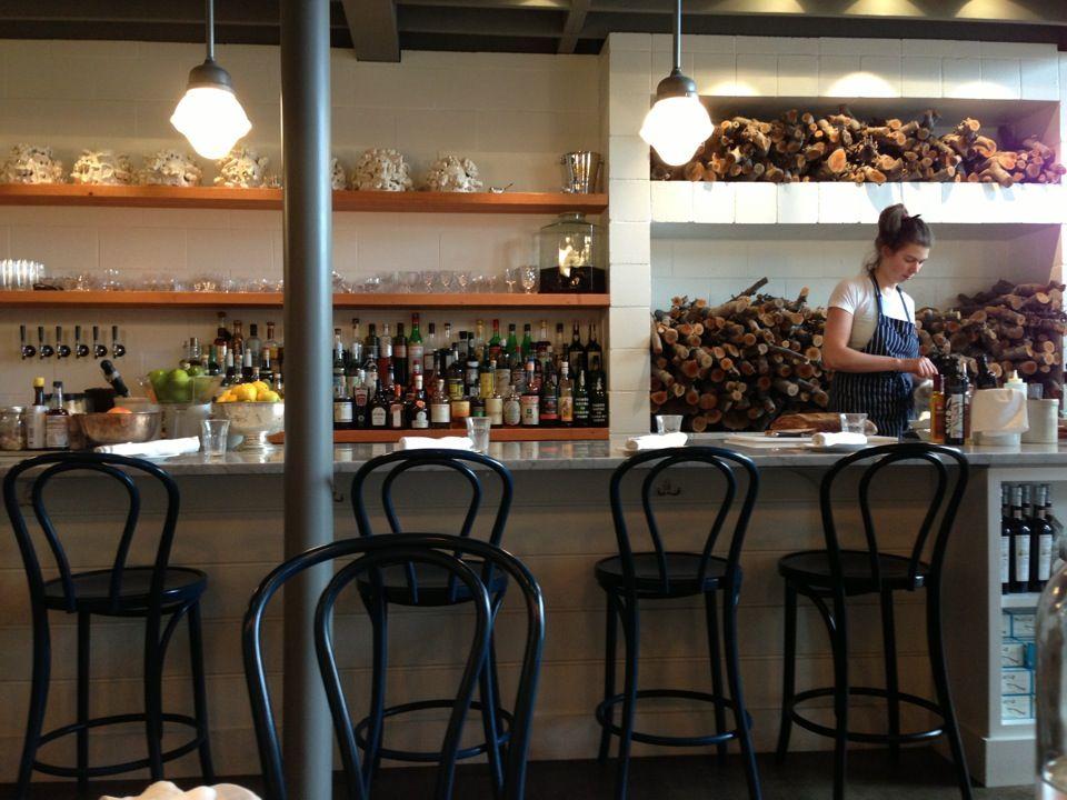 The Whale Wins Wallingford Seattle Wa Wood Fired Oven Seattle Restaurants Open Kitchen