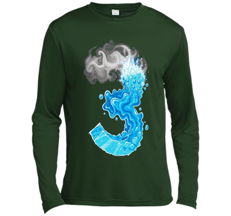Solid liquid gas tshirt shirts b and products