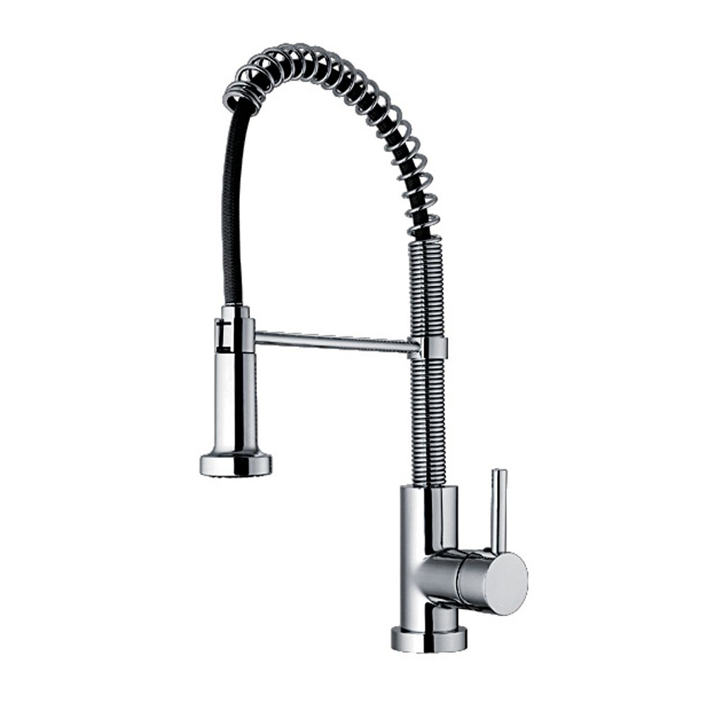 WH2070079 (Available In Polished Chrome, Brushed Nickel) U2013 Commercial  Kitchen Faucet With Flexible