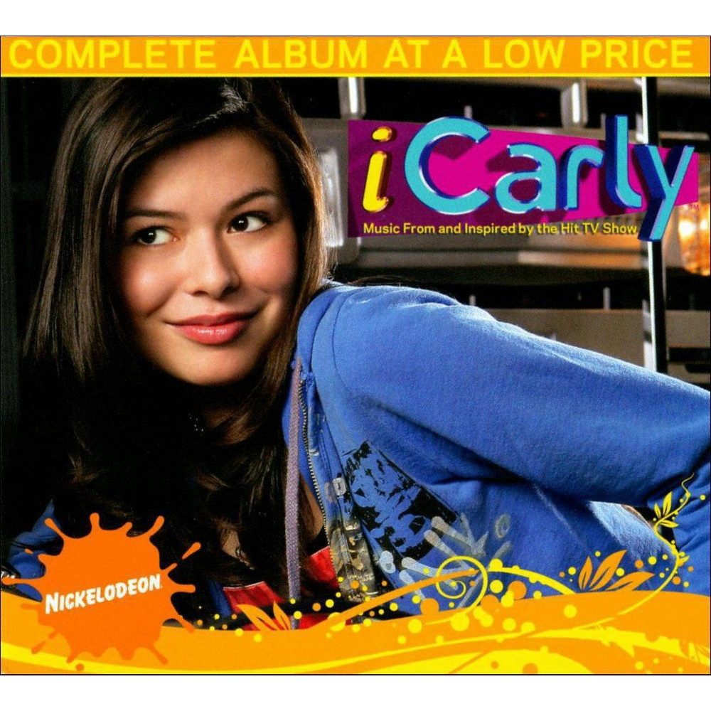 Original tv soundtrack icarly music from and inspired by the hit