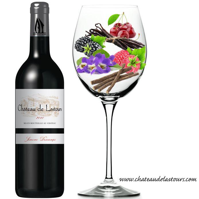#chateaudelastours #aromeschateaudelastours  https://www.chateaudelastours.com/vins-et-domaine-de-lastours/les-vins-de-lastours/