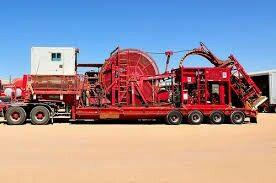 Coil Tubing Oil Rig Jobs Oilfield Trash Oilfield