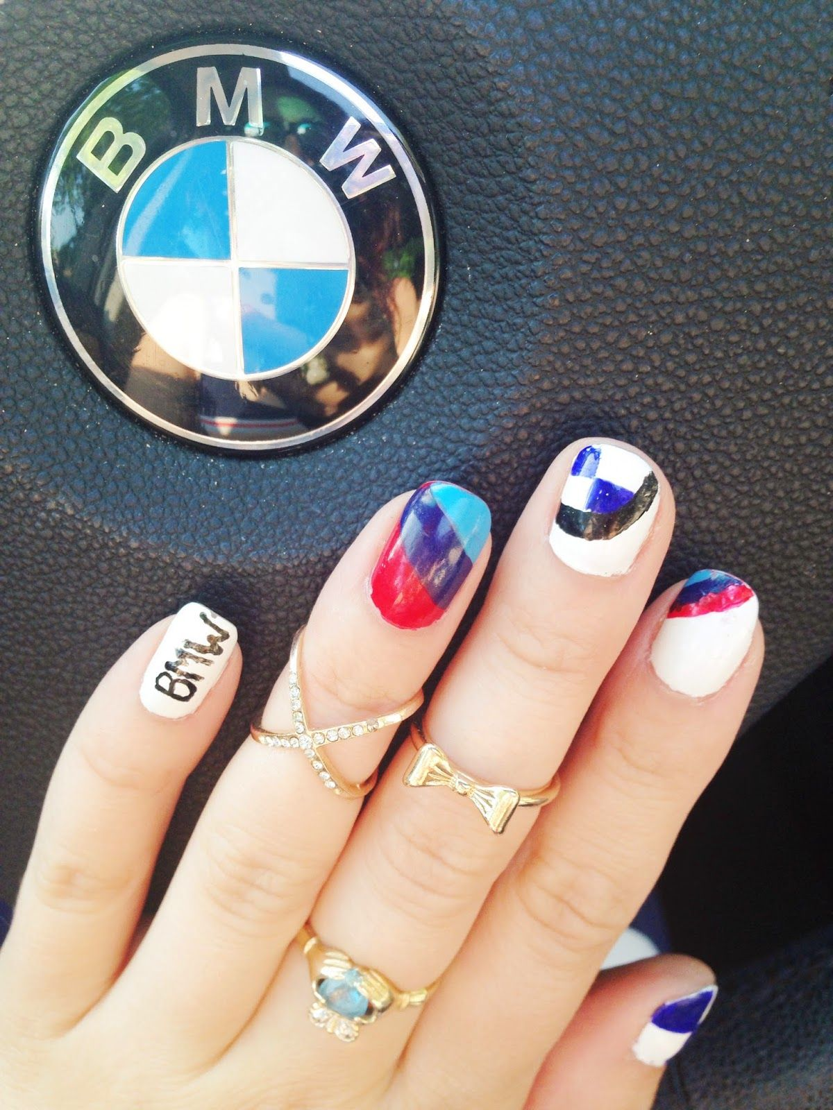 BMW nail art | • Nailed It! • | Pinterest